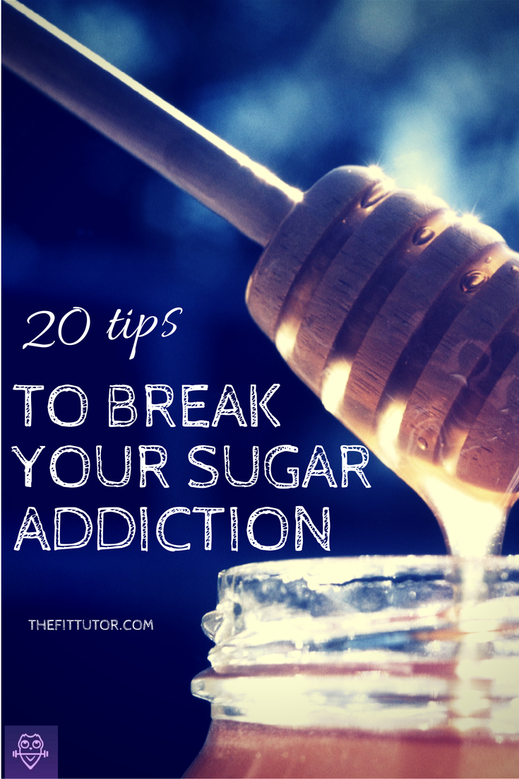 #Sugar #addiction is real and it's hurting your #health and waistline! Try these #tips for a #detox today, and have some #accountability to help you be successful! :)
