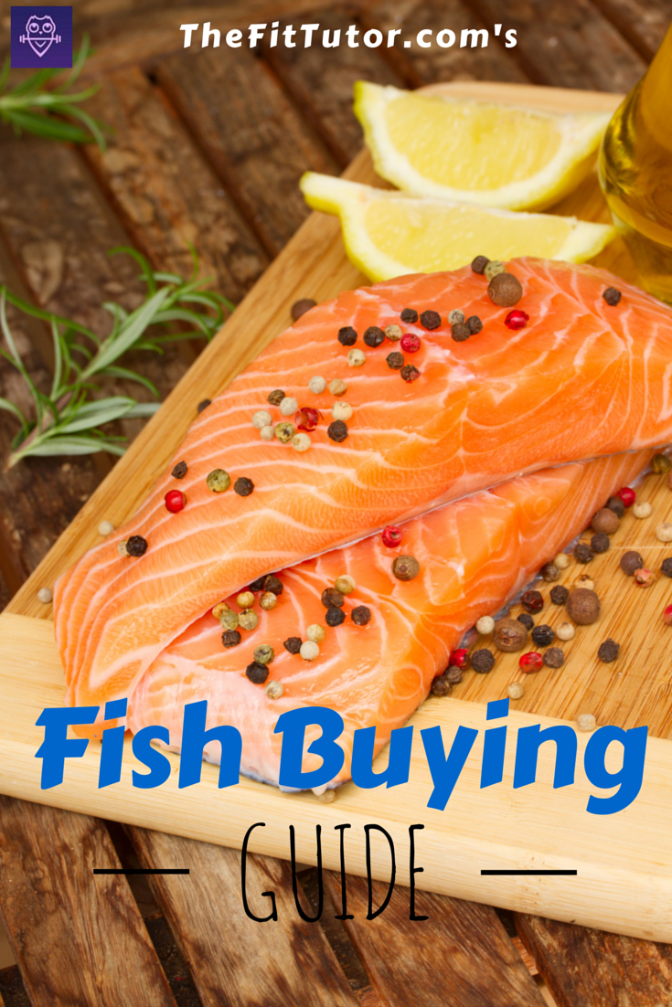 When buying #fish there's a lot to consider! Use this guide to buy the #healthiest fish!