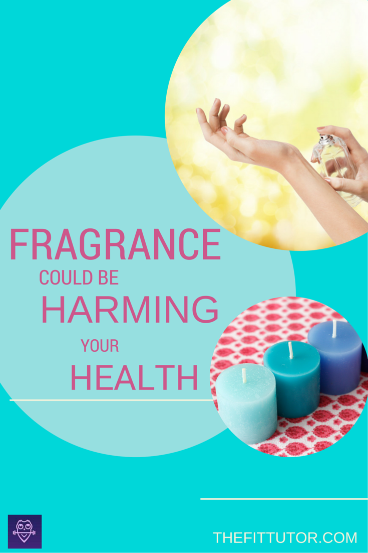 FRAGRANCE // fragrance, perfumes, candles, lotions, air fresheners could be harming your health and causing weight gain! Learn how to detox here: