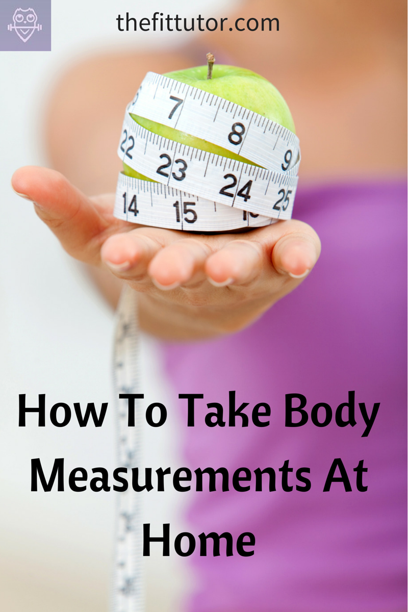 How To Do Body Measurements At Home
