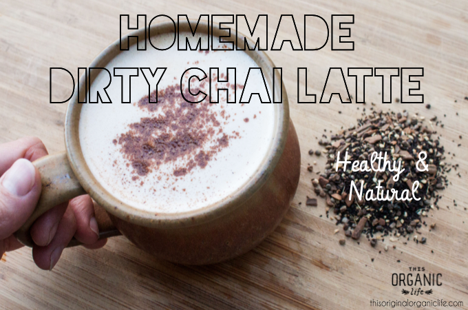 Healthy Fall Recipes // This Organic Life // Chai Latte