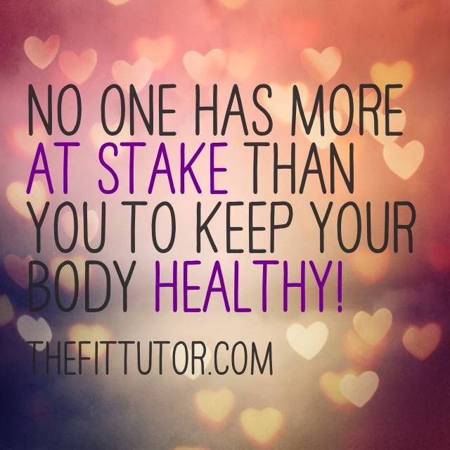 Why You Should Learn How to Workout! Take ownership of your health now!