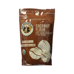 This sustainably sourced coconut flour will help you bake healthier treats to sweeten up your life! Finely ground, gluten free, low carb