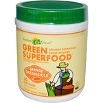 Boost energy, immunity, antioxidants, etc with this yummy orange dreamcicle greens powder! One of my top tips for fighting holiday weight gain while still splurging ;)