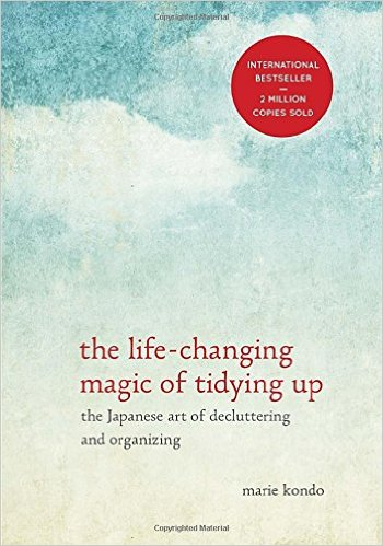 This book helped me declutter our house and my mind- and it landed on my top list of 2016-- things that changed my year!
