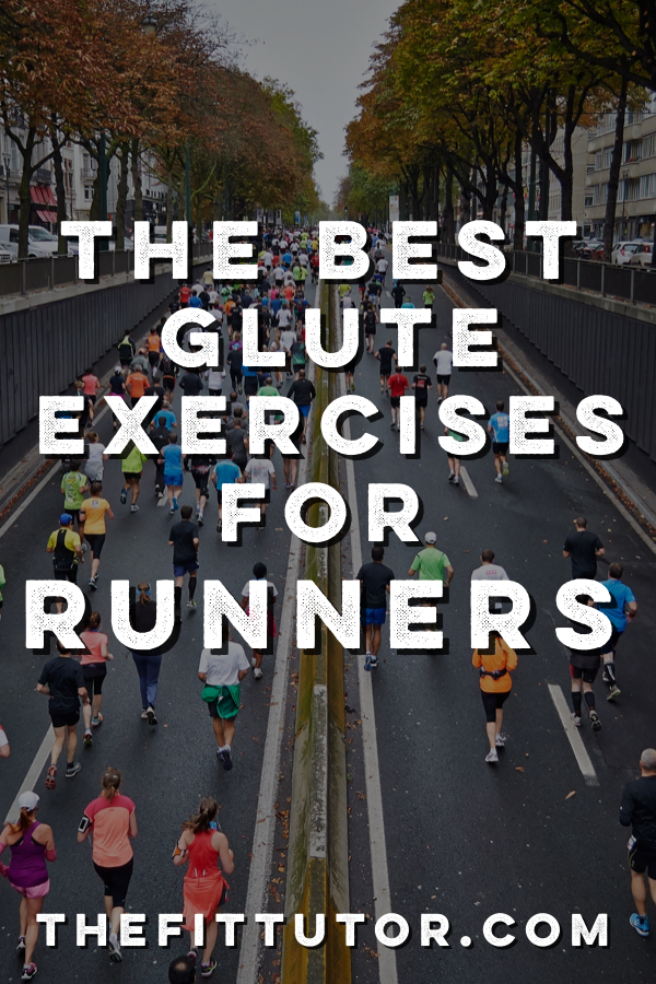 Check out these top glute exercises for runners to improve your performance and reduce injury risk!