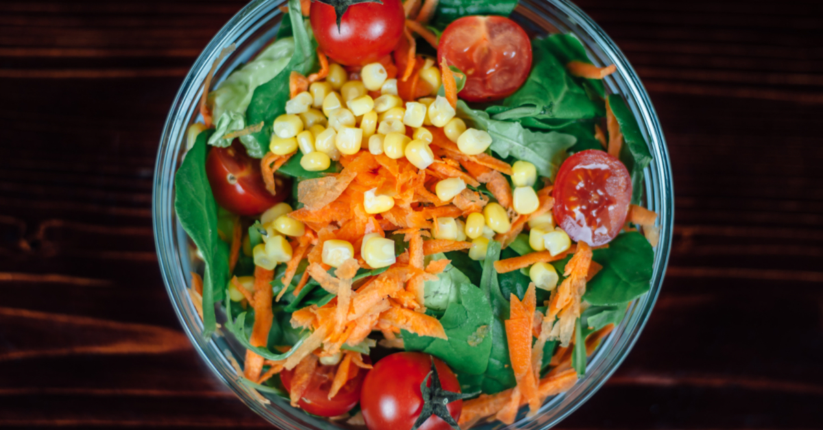 Wanting to go green? Eat more plants & consume less from factory farms! go green workout!