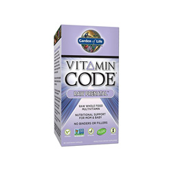 garden-of-life prenatal vitamins are a highly rated, whole food vitamin that's perfect for any woman of child-bearing age!