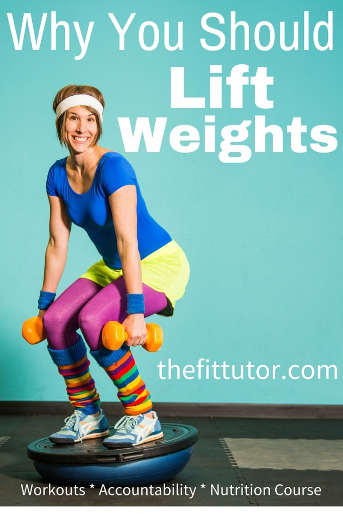 Why you should lift weights!