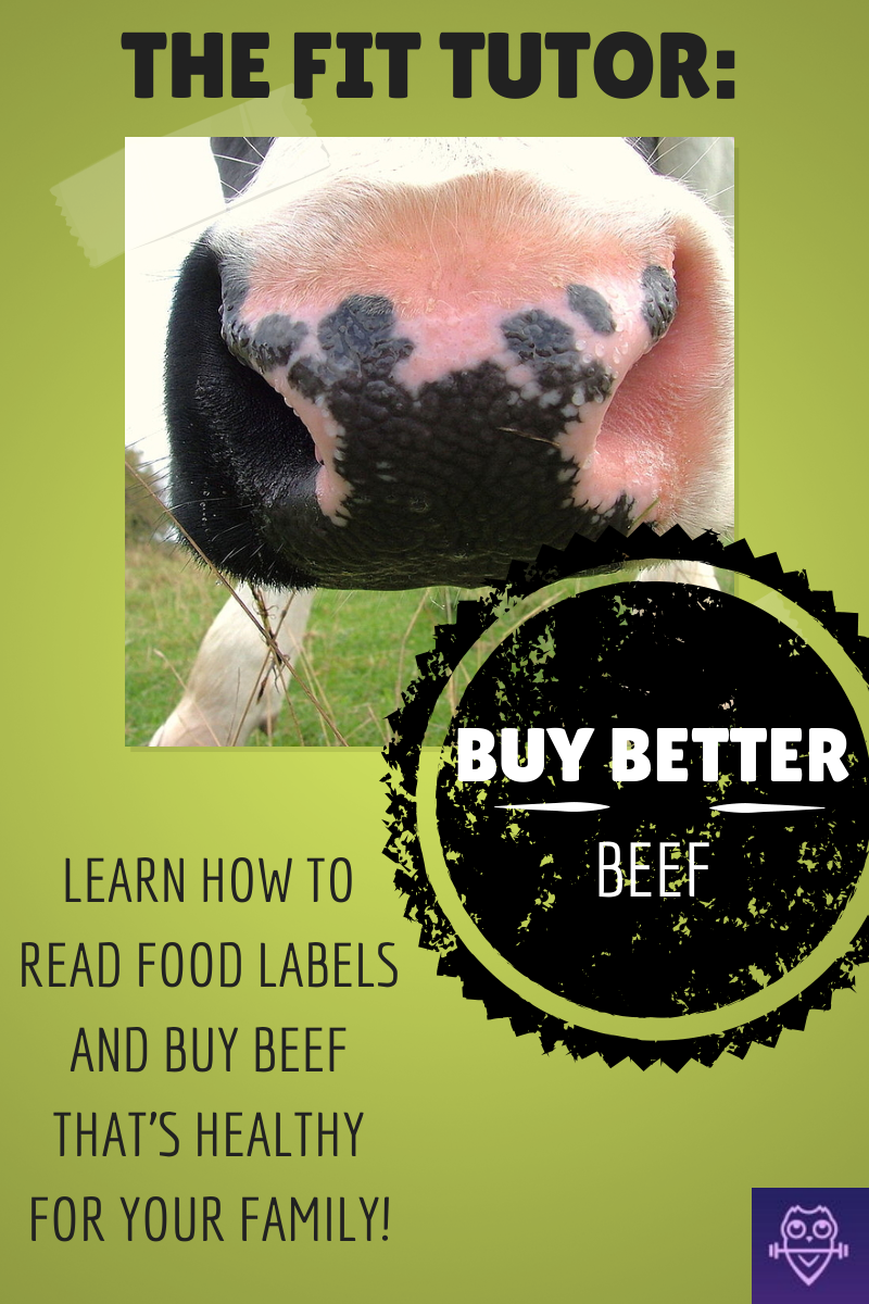 Learn how to buy better beef