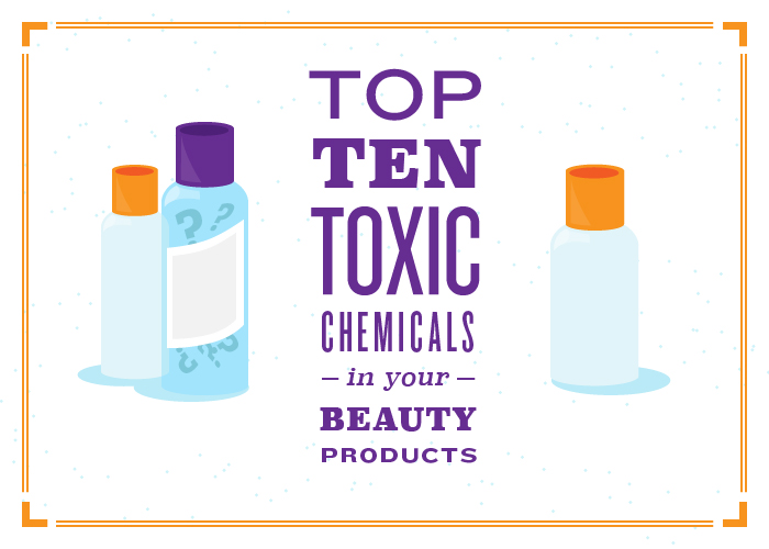 Did you know there are harmful chemicals in your #beauty #products? Our skin absorbs 60+% of what we put on it. Check out this #blog to #detox your beauty routine today! (via @thefittutor)