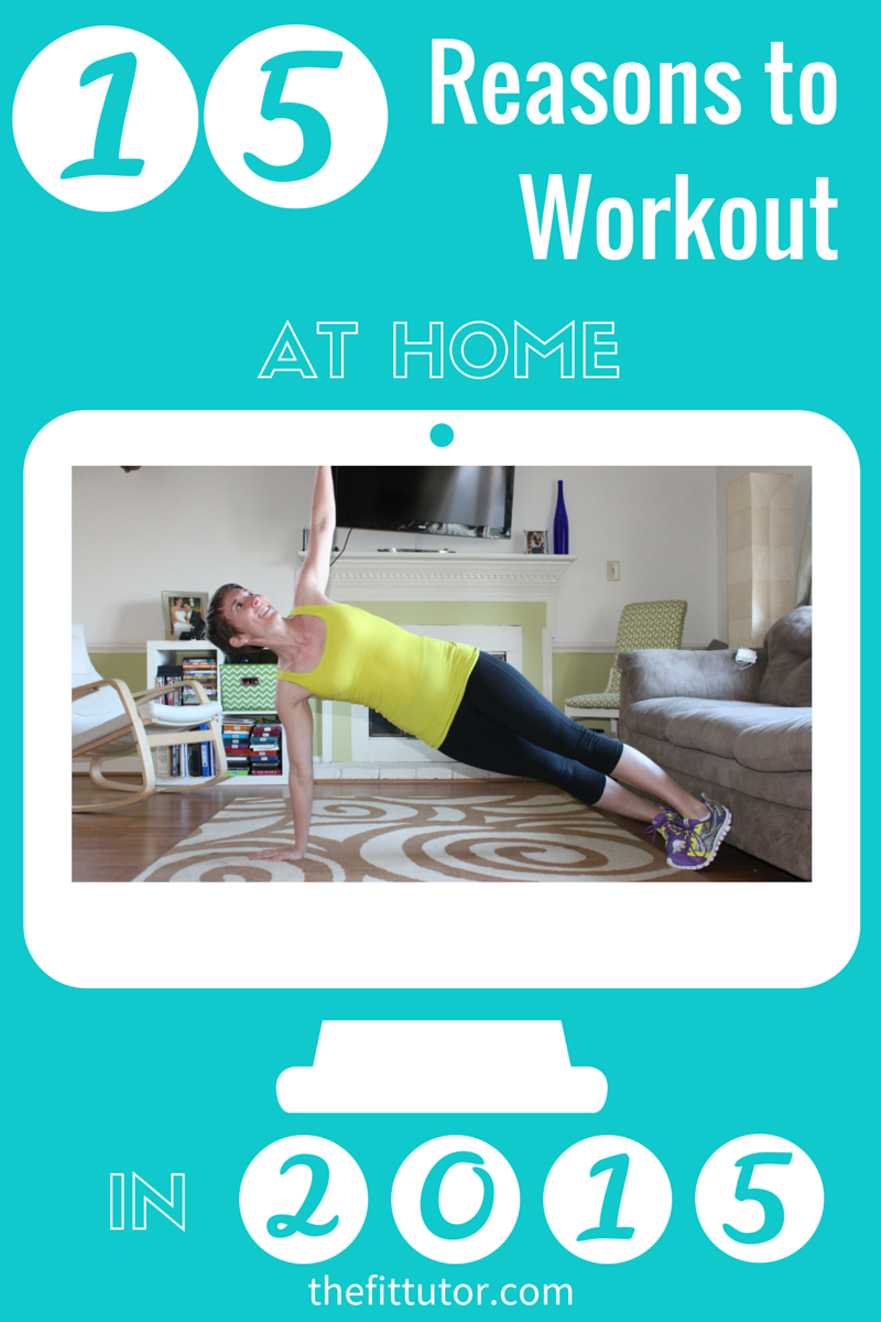 Is working out at home right for you?