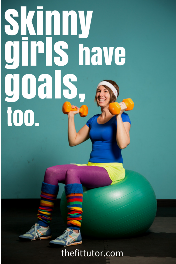 ALL women have goals- let's stop bashing & start encouraging!