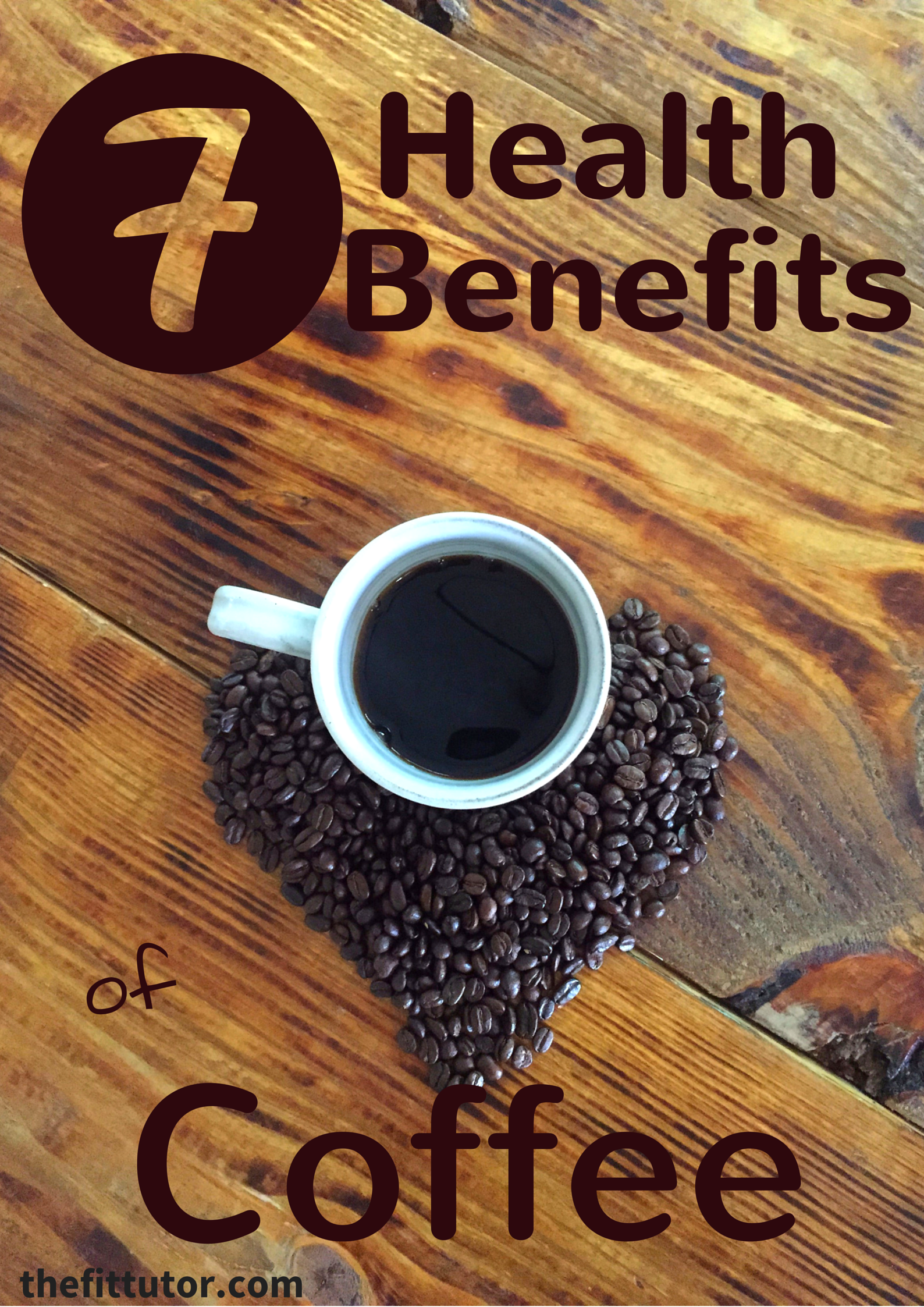 health benefits of coffee! the fit tutor + gobena giveaway!
