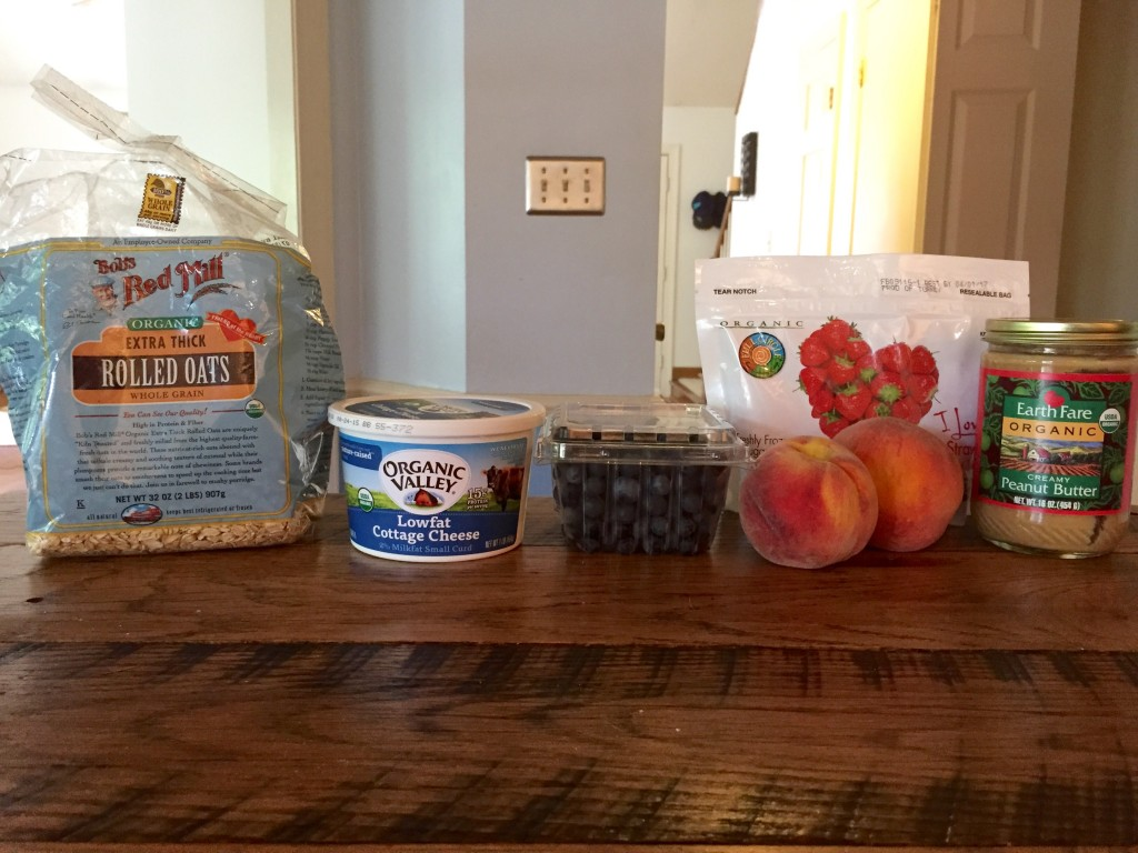healthy pre-workout snack ideas
