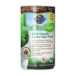 Garden of Life Greens- Raw Organic Superfood Powder