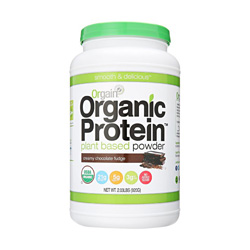 my go to organic, vegan protein powder! perfect for this pumpkin chocolate protein shake!