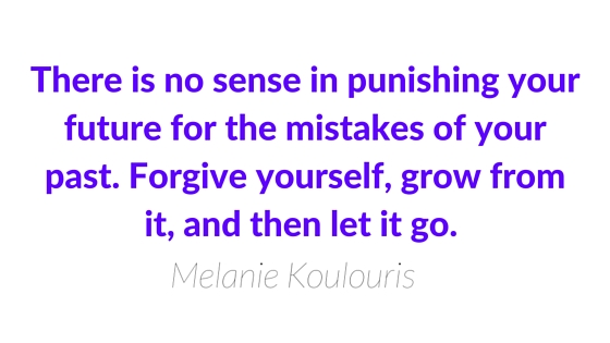 Let it go/ Forgive Yourself / Forgiveness & Health // holding a grudge