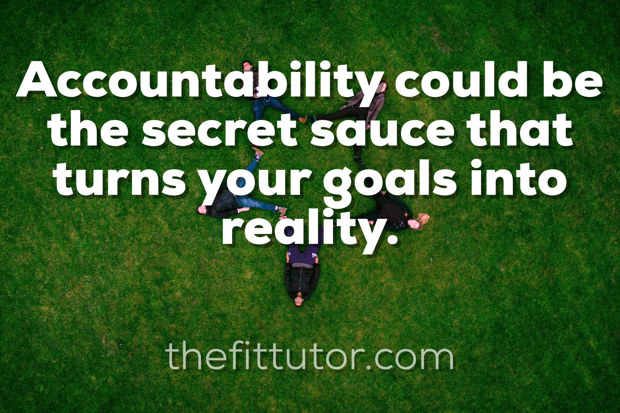 #3. Accountability: 4 practical tips for fighting stress eating that you can start NOW