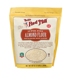 Almond flour is a great low carb sub for regular flour! This is a great deal