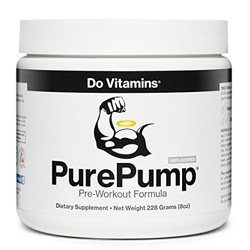 this pre-workout powder has no artificial questionable ingredients!