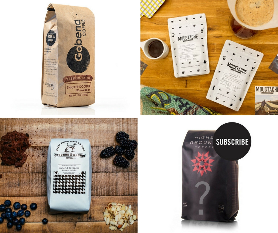 a coffee subscription makes the perfect christmas gift! here are some good, ethical choices! ethical gift guide