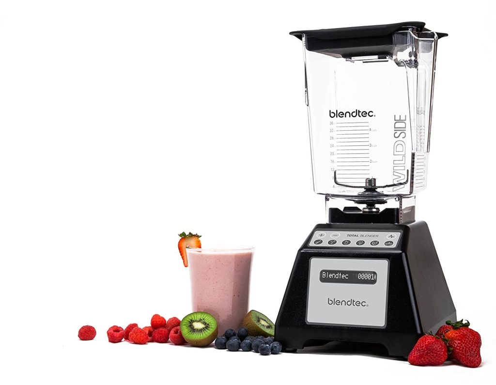 blendtec - made in usa blender- great gift for any healthy friend or mama: ethical gift guide