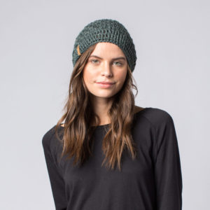 a beanie is a perfect gift for your fit or foodie friend! a way to look cute w/o doing her hair? best gift. See more on this ethical gift guide