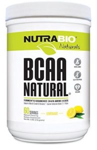 best bcaa supplements with clean ingredients: nutra bio bcaa