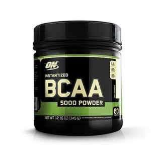 the best BCAA supplements with clean ingredients: Optimum Nutrition