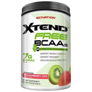 best bcaa supplements with clean ingredients: xtend free
