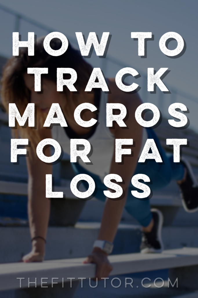 how to calculate your macros for fat loss --- macronutrient 101 !!