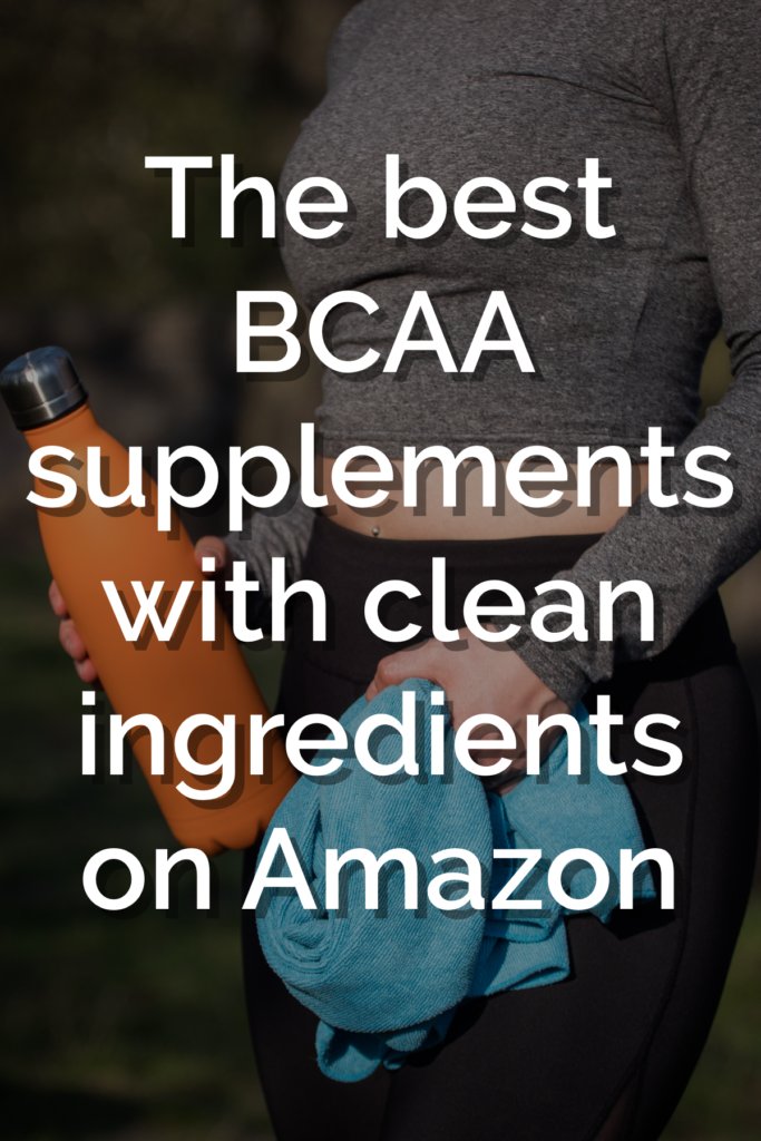 the best bcaa supplements with clean ingredients on amazon!  Update: promix is definitely my fave!