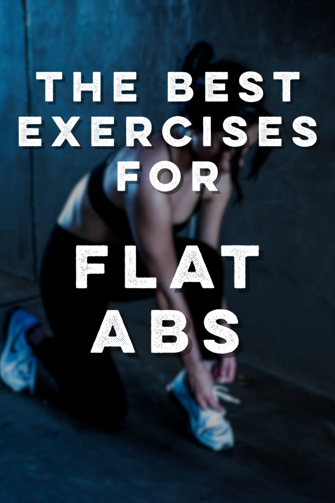 try these flat abs exercises! anti-extension core work will strengthen your core and flatten your stomach