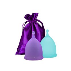 menstrual cup for the win- eco friendly, save money